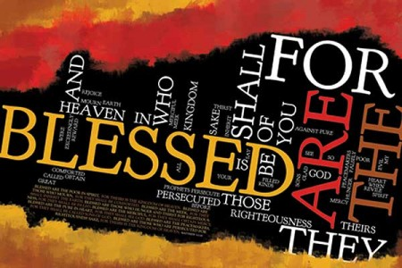 inspirational christian posters prints blessed