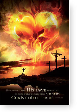 inspirational posters love of god and jesus christ