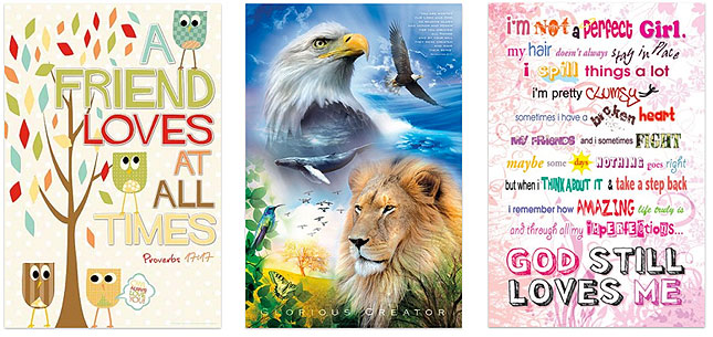 Christian posters for kids - fourth image