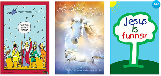Christian posters for kids - number three