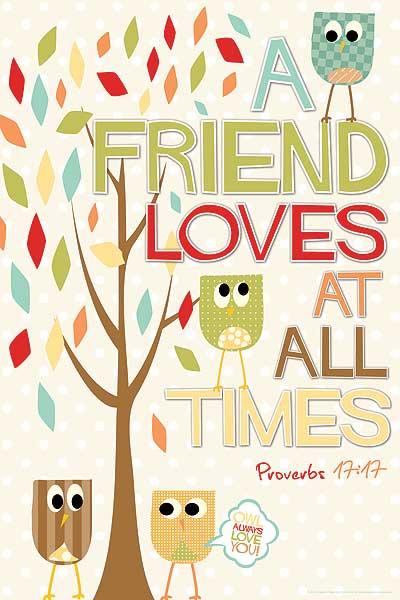true friendship poster